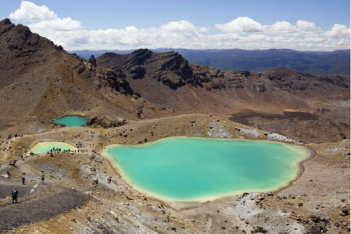 The best day walk in New Zealand – Tongariro Crossing: