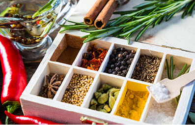 10 Herbs and Spices that Fight Ageing Naturally