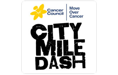 City Mile Dash – Cancer Council