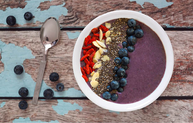SMOOTHIE BOWLS WITH SERIOUS FLAVOUR TO TRY THIS SUMMER