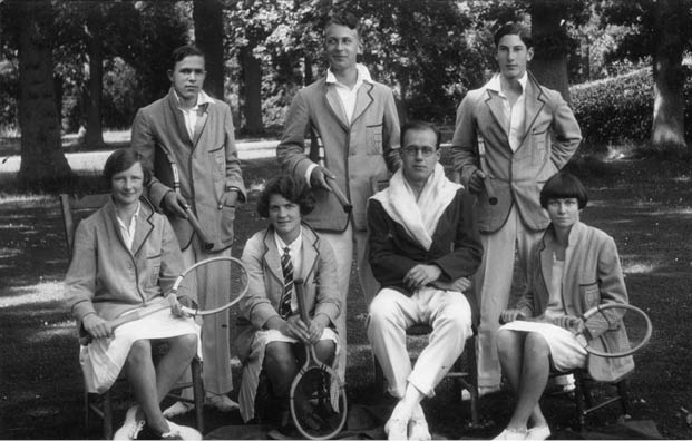 The rich history of tennis