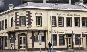 Hope and Anchor Tavern is one of Australia's oldest pubs still pulling beers.
