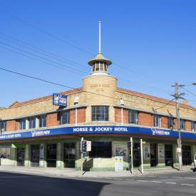 The Horse and Jockey Hotel is one of the oldest Australian pubs still pulling beers.