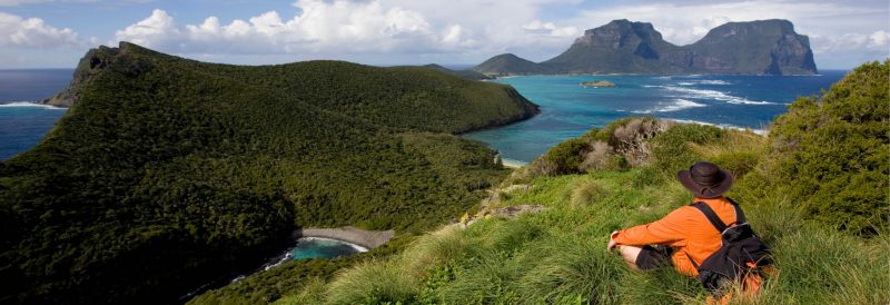 A Winter Destination – Lord Howe Island