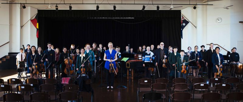 Australian Romantic & Classical Orchestra Launches 2018 Concert Season