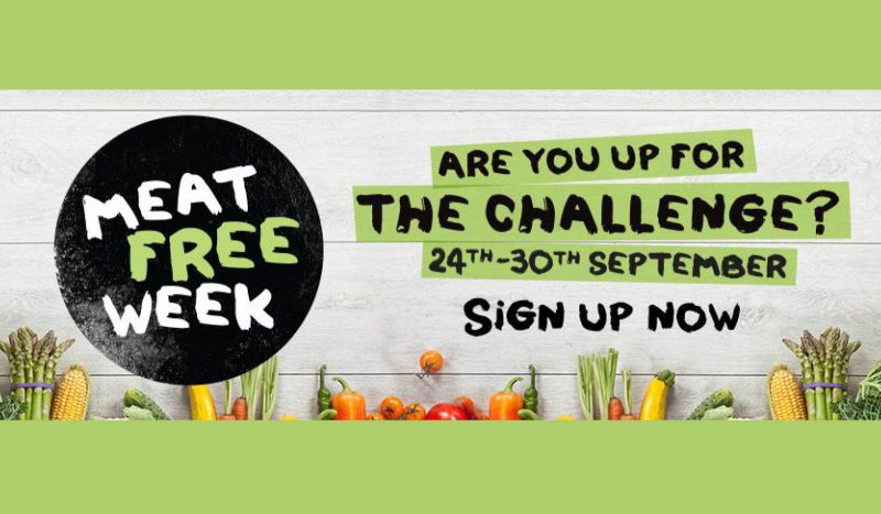 BOWEL CANCER AUSTRALIA LAUNCHES MEAT FREE WEEK 2018
