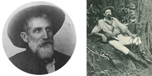 "The Ragged Thirteen: ""Tea and Sugar"" Bushrangers"