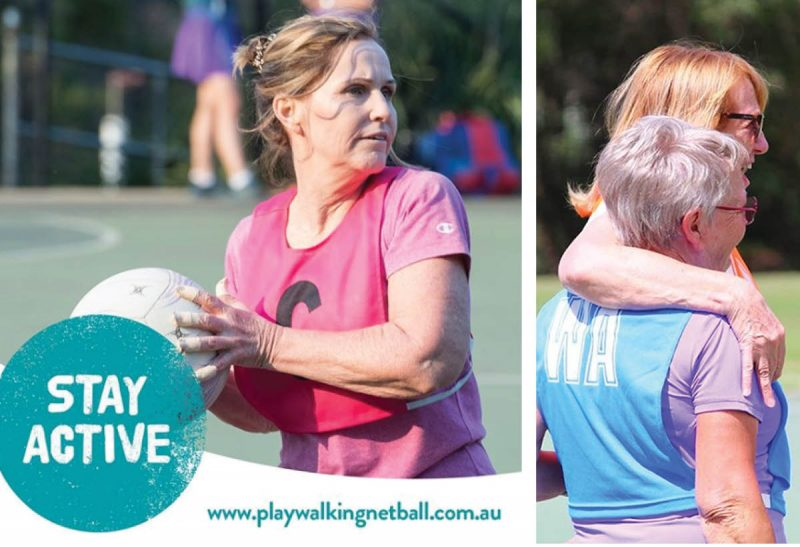 Play Walking Netball Today