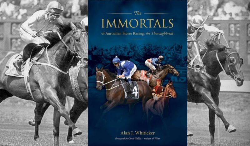 Immortals of Australian Horse Racing
