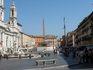 Ragu and Red Wine on a Real Roman Holiday