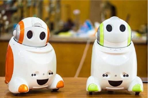 Dementia sector backs social robot trials
