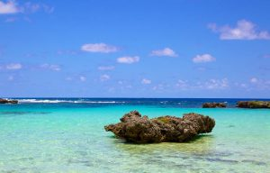 Vanautu beach