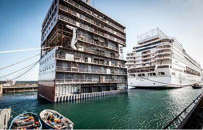 NEED A BIGGER SHIP    –     WHY NOT S T R E T C H IT