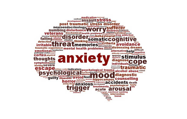 Anxiety: What's the matter with me?