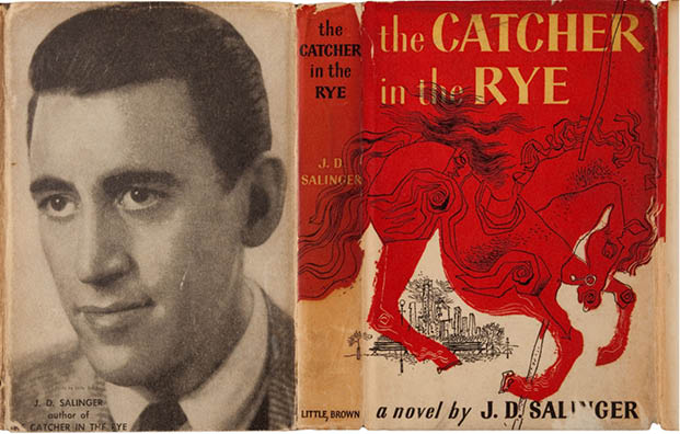 the controversy surrounding jd salingers 1951 publication the catcher in the rye