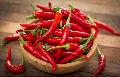Some Like It Hot: Spicy Food Linked to Longer Life