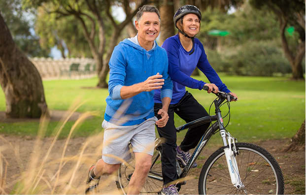 PRE-RETIREMENT CRUCIAL TIME TO FOCUS ON HEALTH