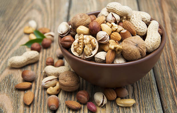 Going Nuts – A guide to nuts