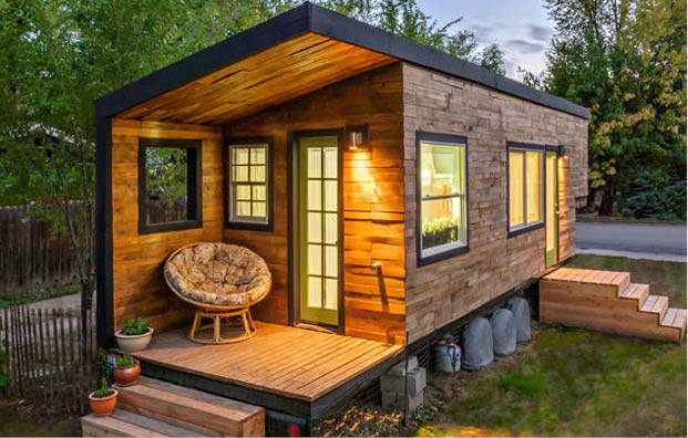 TINY HOUSES: THE NEXT BIG THING FOR SENIORS?