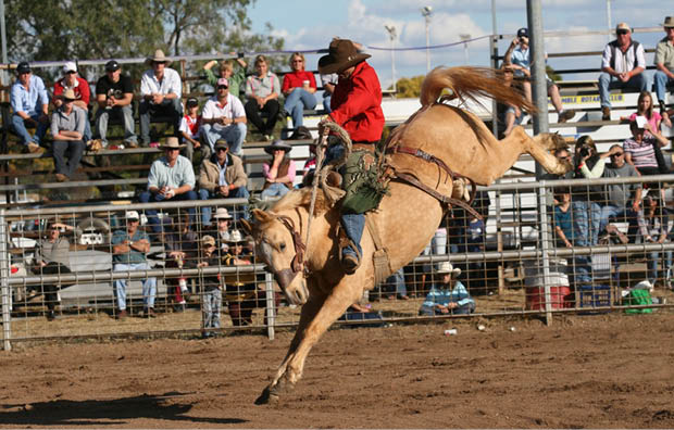 Coonamble Rodeo & Campdraft