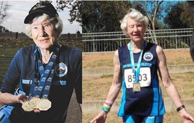 The Amazing 86 year old Heather Lee