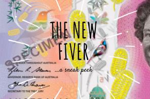 Australia's new five dollar note: your BBQ conversation starter