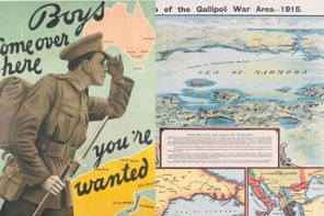 MAPPING OUT A UNIQUE HISTORY OF THE GREAT WAR