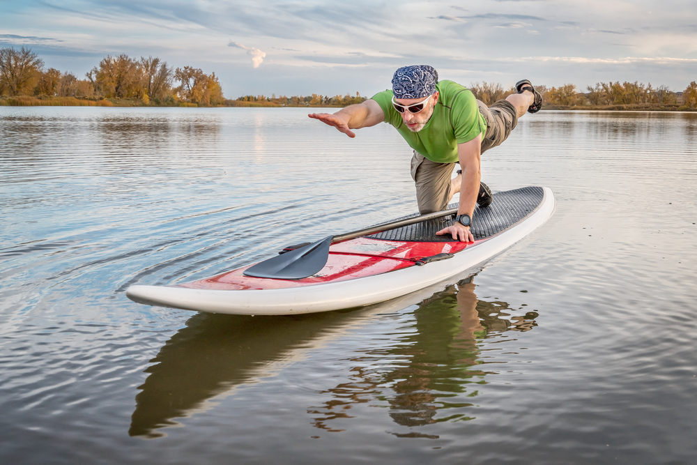 gear - How does one choose the right standup paddle board
