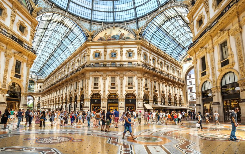 Incredible shopping experiences around the world