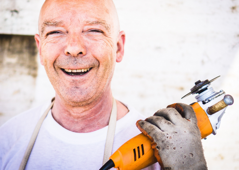 Starting a new business when you're over 55