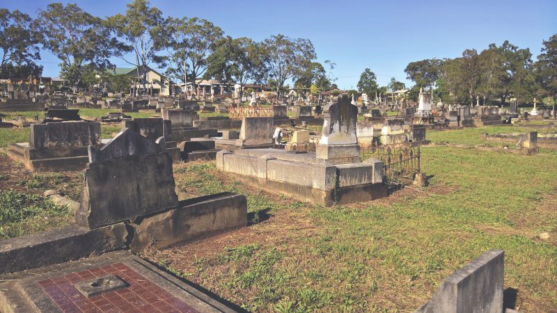 Country Cemeteries & Their Stories