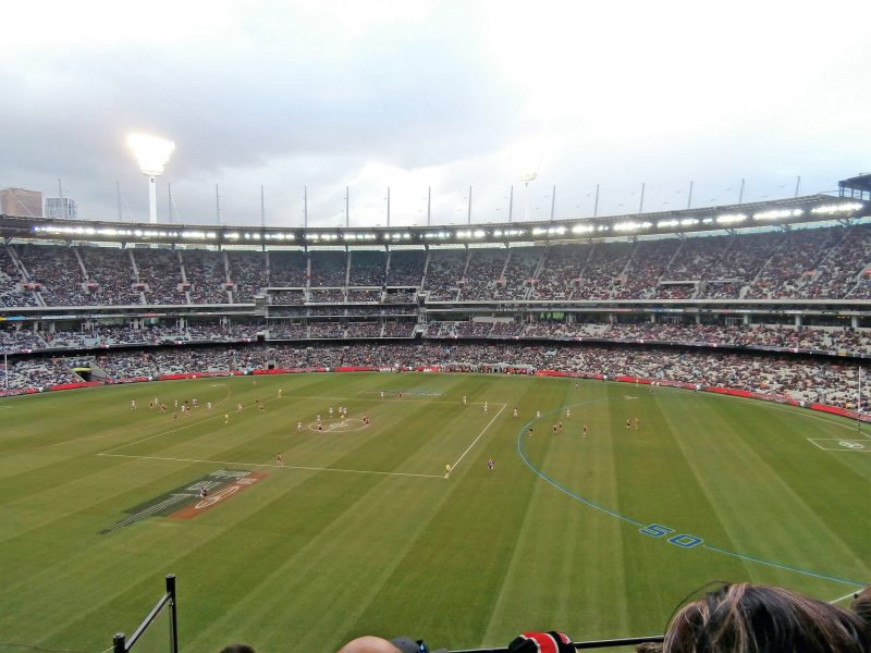 Footy Fever and A Muddy River of Wonders!