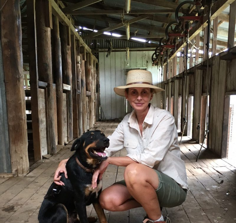 Getting to know Australia's Bush Storyteller, Nicole Alexander