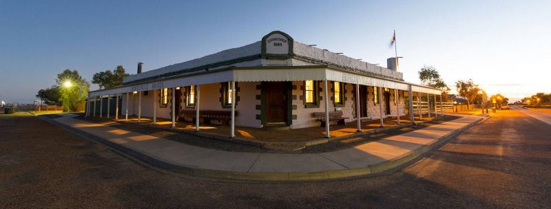 10 of Australia's oldest pubs turning on the charm of bygone days