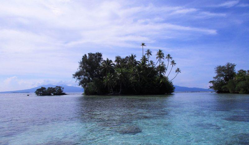 BANANA BOAT BLISS TO A SACRED ISLAND