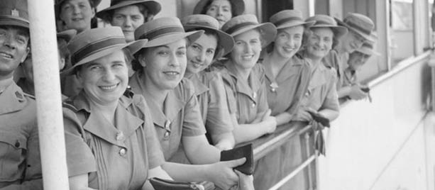 The Brave Aussie Nurses Who Helped Forge A Lasting Heroic Heritage