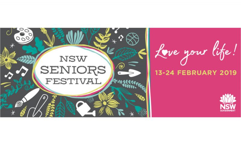 Go55s will be at the NSW Seniors Festival