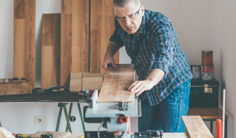 Why Woodworking is a Healthy Hobby for the Active Senior