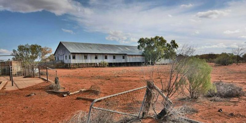 Touring South-Western Queensland