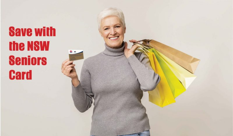 What is the NSW Seniors Card and Senior Savers Card Program?