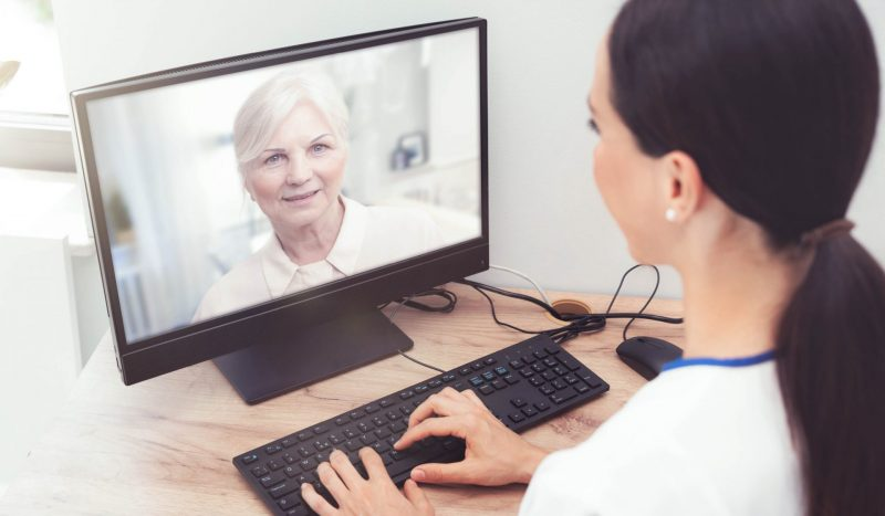 Virtual healthcare is fast becoming the new normal