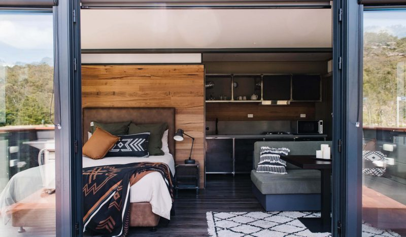 SHIPPING CONTAINERS THE FUTURE OF LUXURY TRAVEL