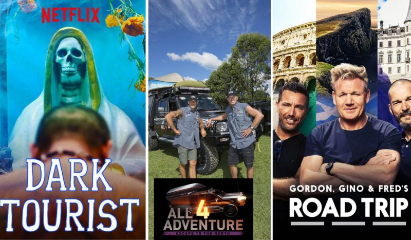 5 on the fly: travel shows to watch while we can't travel