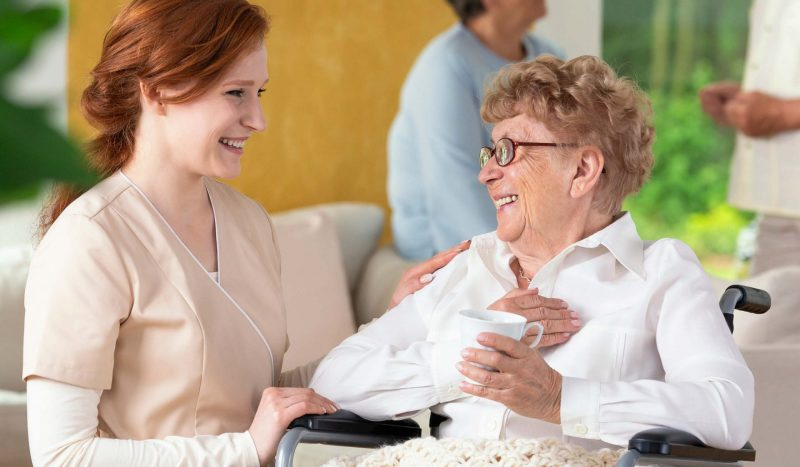 Enabling Wellbeing- Care you can Trust